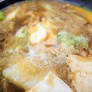 茨城で絶大な人気を誇るレストラン「ばんどう太郎」の絶品味噌煮込みうどん!@つくば