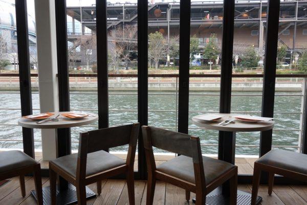 水辺空間にレストラン、ライブステージ、イベントスペースが誕生!【タグボート大正】
