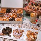 【渋谷】スイートなサプライズをクリスピークリームドーナツで!