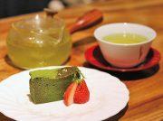 【薩摩川内市】おしゃれなお茶専門店「茶寮ささの」は、抹茶スイーツがお勧め!
