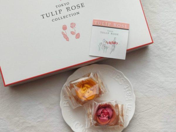【バレンタイン】自分買いしたい美しいカタチ♡TOKYOチューリップローズ