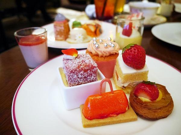10種の生イチゴも食べ放題! セントレジスホテル大阪のスイーツブッフェ