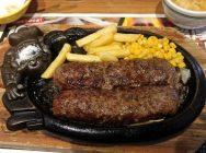炭焼きビーフが食欲をそそる!大阪・淡路「ブロンコビリー」のランチがコスパ◎