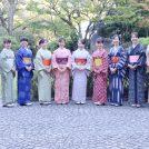 【イベント報告】着物姿で華やかに! 「和ごころおもてなし体験in太閤園」を開催しました
