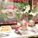 イチゴがたくさん♪「スイーツピューロ ~Very berry sweets~ パーティ」開催
