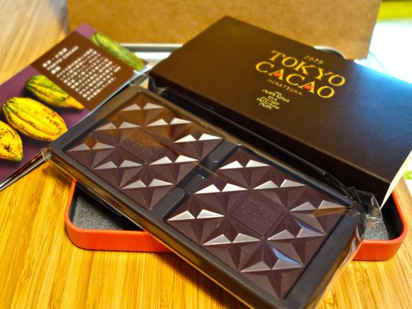 【渋谷】史上初!東京産カカオのチョコ「TOKYO CACAO」