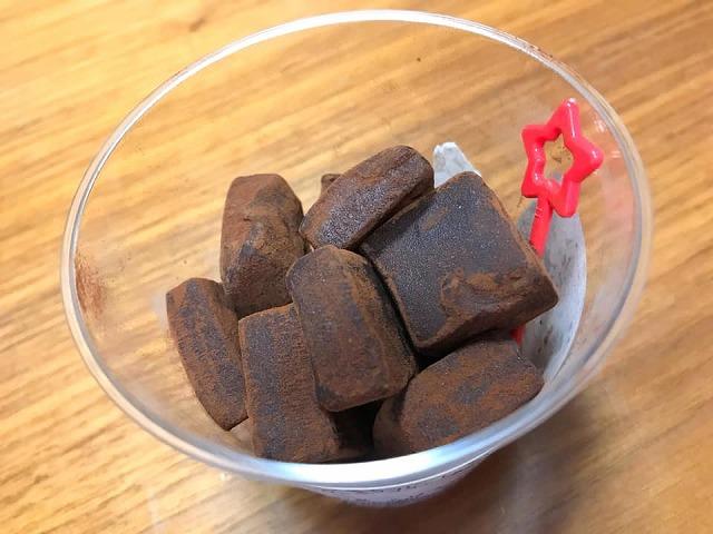 【セブンイレブン】2/6発売「とろける生チョコ」でバレンタインに間に合う!