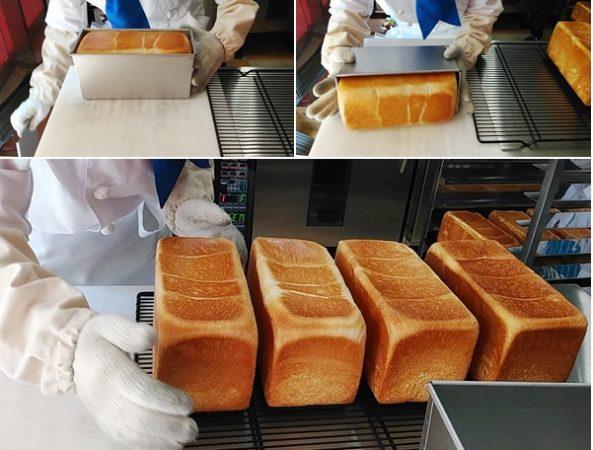 に 食パン 誰 も あげ ない