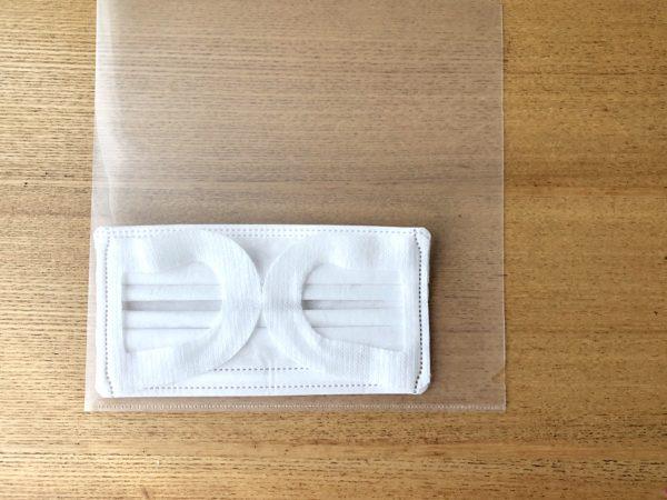 マスク 作り方 不織布