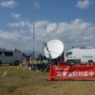 NTTドコモが災害に備えた「防災訓練」を公開!