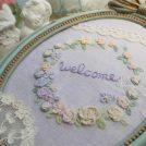 キルトとベアとお花のお教室展/大阪市中央公会堂
